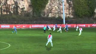 CFA Groupe C (8éme Journée) : AS Monaco-Colomiers (3-0)