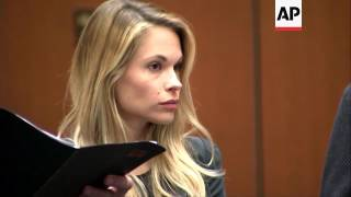 Playmate pleads no contest for nude gym post