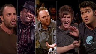 [PART 1] Bill Burr, Patrice O'Neal, Joe Rogan & More - Best Jokes, One-Liners & Comebacks