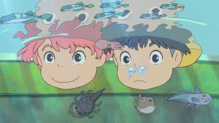 Ponyo - End Credits Theme (English) (Full)