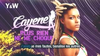 "Cayene ""Plus Rien ne me Choque"" / EP Faut qu"