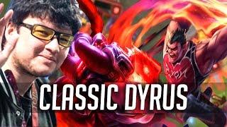 CLEAN DARIUS AND JAYCE! • VINTAGE DYRUS