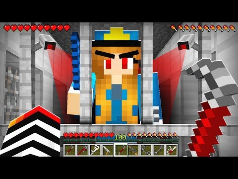 HOW TO PLAY AS A PRISONER in MINECRAFT