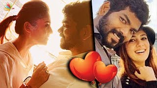 Nayanthara's romantic New York trip with Vignesh Shivan | Birthday Celebration Latest