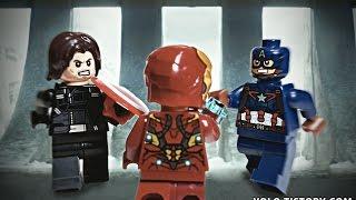 Captain America: Civil War Batalla En El Aeropuerto
