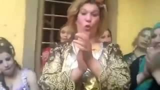 حفله رقص زهراء موطبيعي يوم زواجها 2015 لعيون حمودي