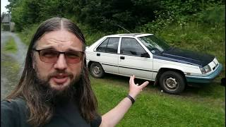 New car! I've bought a Proton! For £50.