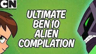 Ben 10 | Ultimate Alien Compilation | Cartoon Network