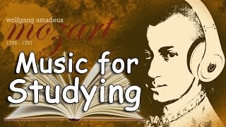 ★3 HOURS★ Classical Music for Studying Concentration - Study Music Mozart - Music for Reading Piano