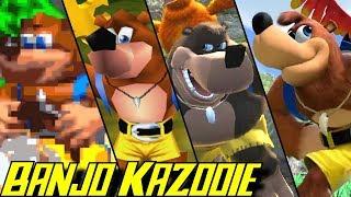 Evolution Of Banjo Kazooie (1997 - 2019)
