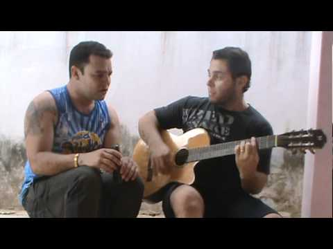 Eltinho Boaventura e Daylon Imitando cantores