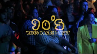 90s Dance Party at Williwaw with DJ Spencer Lee