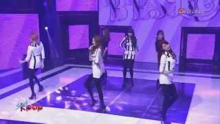 BESTie 4th Week of October Simply K-Pop (10/22/2013)