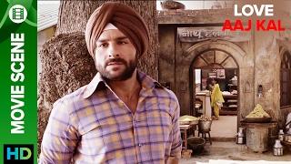 Saif's present & future wife | Love Aaj Kal | Movie Scene
