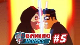 GAMING HEROES - CARLOS DUTY MODERN WARFARE - 3x05