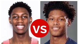 R.J. Barret Vs. Cameron Reddish 1v1 For the Best Small Foward In The Country