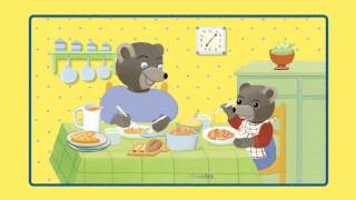 Petit Ours Brun - Oh le gourmand ! (Histoire & Chanson)