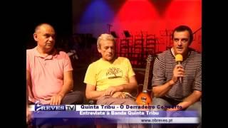 QUINTA TRIBU - O DERRADEIRO CONCERTO
