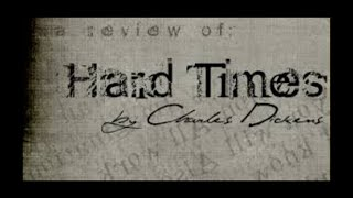Hard Times by Charles Dickens- Book 1