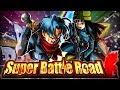 Download Video Download LR TRUNKS & MAI + TIME TRAVELERS VS. CATEGORY SUPER BATTLE ROAD! (DBZ: Dokkan Battle) 3GP MP4 FLV