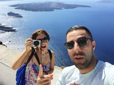Xxx Mp4 VLOG Our Honeymoon In Greece Santorini Mykonos Sona Gasparian 3gp Sex