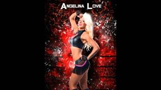 EWA: Angelina Love 2nd Theme 'Unhinged' by Dale Oliver