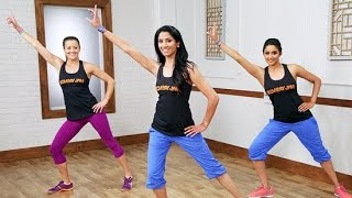 Bombay Jam Bollywood Dance Workout! Burn Calories While Having a Blast | Class FitSugar