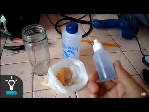 Como hacer flux casero homemade flux