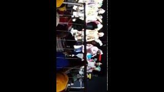 Prince Rhangani performs, Giyani Stadium 2015 ML fm Awards