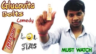 Glucovita Bolts Funny Comedy by College Students Unique Official Video Ever Must Watch