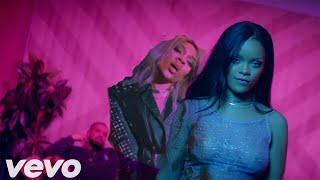 Work - Rihanna (Feat. Lil' Mama/Drake) [Without Singing]