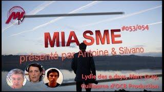 Miasme #053-054 avec Lydie des e.days, Guillaume d