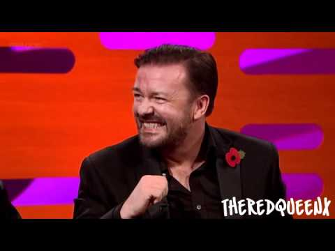 Johnny Depp & Ricky Gervais on the Graham Norton show [33]