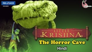 Little Krishna Hindi - Episode 3 Aghasura