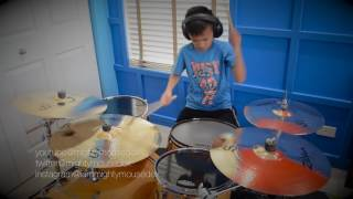 The Script ft. will.i.am - Hall Of Fame (Drum Cover)