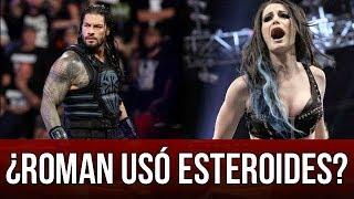 WWE NOTICIAS || ROMAN acusado por COMPRAR y USAR ESTER0IDES. ¿PAIGE no acepta su retiro?
