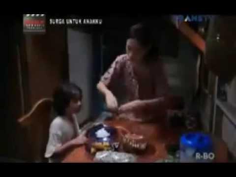 Bioskop Indonesia Trans TV Surga Untuk AnakKu Sulaiman Andryan Bima