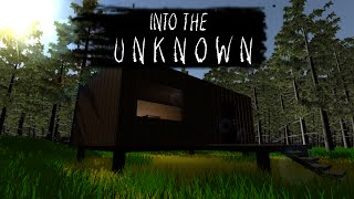INTO THE UNKNOWN - An Indie Horror Game made by Middle Schoolers (Both Endings)