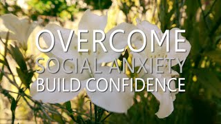Hypnosis for Social Anxiety: Hypnotherapy for Self Confidence (1 Hour) (FREE MP3 Download)