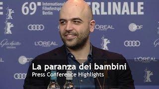 La paranza dei bambini | Press Conference Highlights | Berlinale 2019