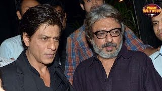 Shah Rukh Khan In Talks For A Film With Sanjay Leela Bhansali? | Bollywood News