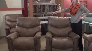 Difference Between a Rocker Recliner and Wall Saver Recliner   La Z Boy