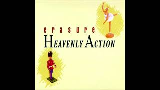 Erasure - Heavenly Action 12in extended single