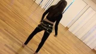 Belly dance and free style