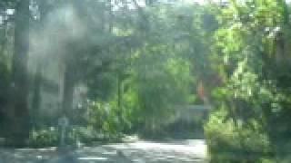 Driving to Sharon Tate Charlie Manson Murder Site Cielo Dr Road PART 1