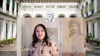 'Bidhir Bandhon Katbe Tumi' sung by Gargi - asavari.org