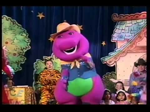 Barney s Halloween Party Trailer 1998