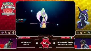 2018 Pokémon North America International Championships: VG Masters Top 8, Match A