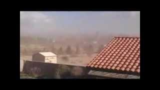 7 Dec 2013 Sandstorm in Inyokern