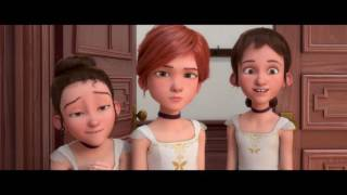 Leap! (2016/17 Animated Film) [also called Ballerina] - Official HD Movie Trailer